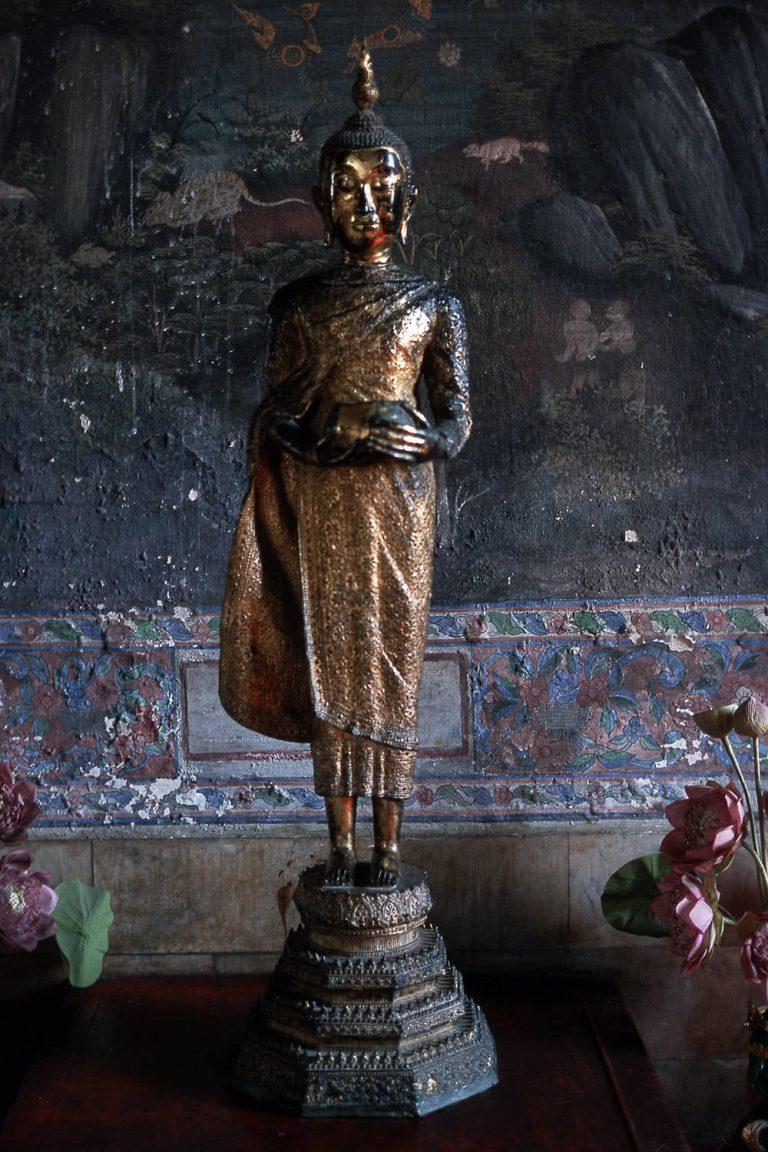 Buddha-Statue, Thailand