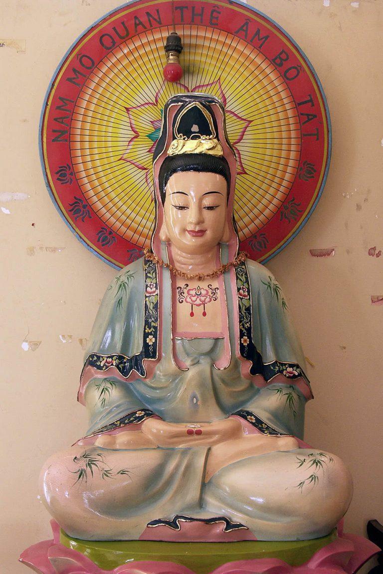 Buddha-Statue, Vietnam