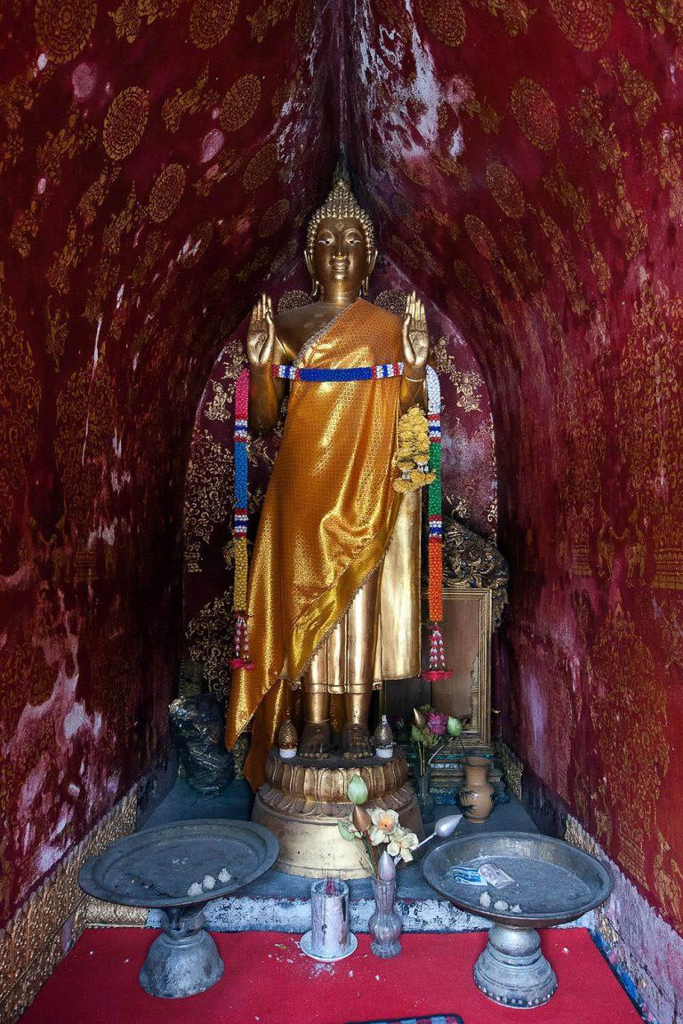 Buddha-Statue, Laos