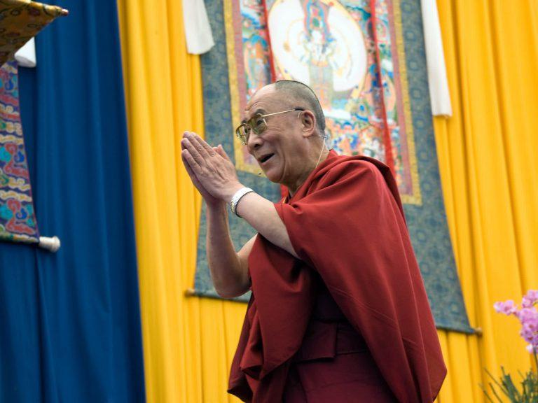 S.H. Dalai Lama