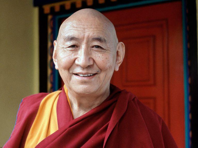 Geshe Thubten Ngawang