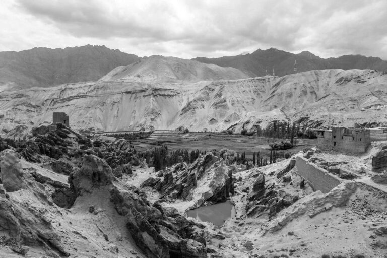 Ladakh-Basgo