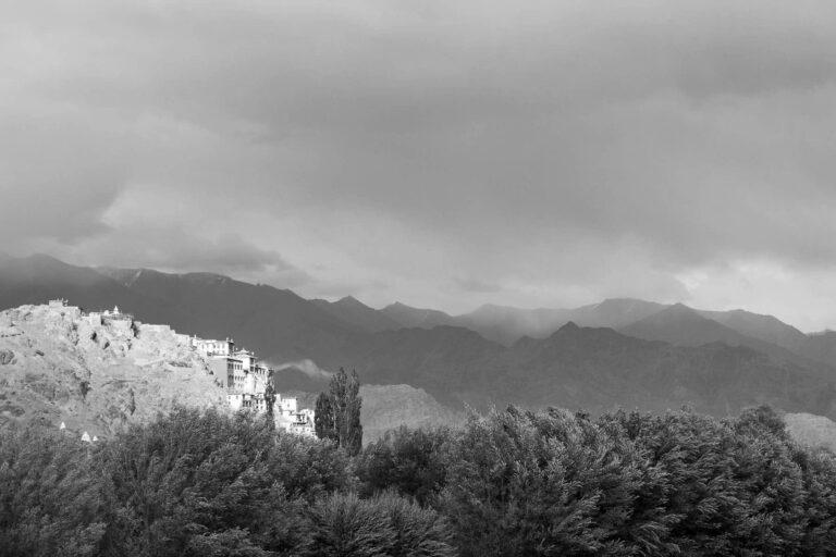 Ladakh, Kloster Spituk