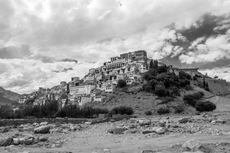 Ladakh, Kloster Thikse