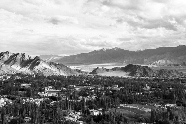 Ladakh, Leh