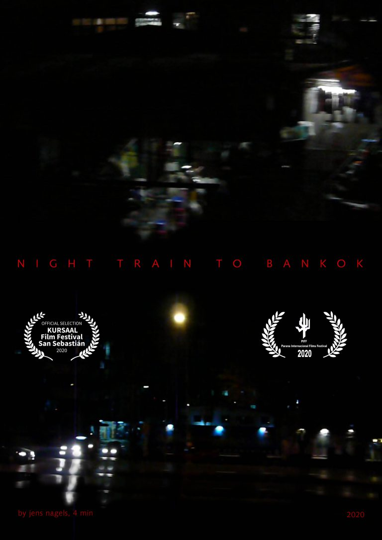Night Train to Bangkok